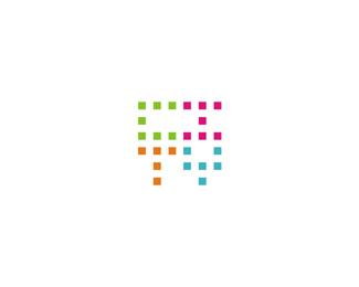 city travel agency square logo design by Alex Tass