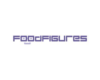 food, nutrition, diet software application logotype logo design by Alex Tass