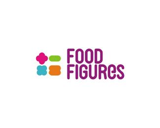 food, nutrition, diet software logo design by Alex Tass