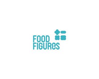 food, nutrition, diet software variation logo design by Alex Tass