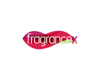fragrance x online store brand name fragrances c logo design by Alex Tass