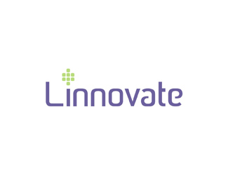linnovate web mobile design development company a logo design by Alex Tass