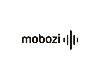 mobozi web and mobile software developer logo design by Alex Tass