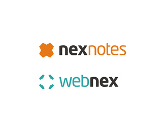 nexnotes, webnex - webdesign, development, hosting, email service, education platform, logo design by Alex Tass