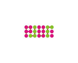plur wear clothing shop electronic music market rave clothing accessories gear wordmark b logo design by Alex Tass
