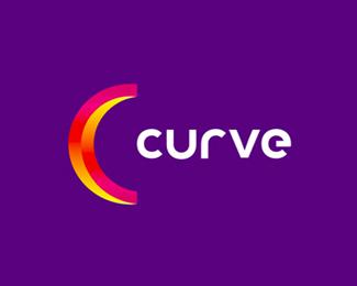 curve animation studio logo design by alex tass