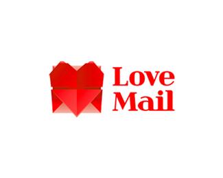 love mail mails logo design by alex tass