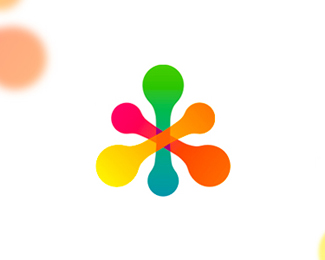 medical adn research logo design symbol by alex tass