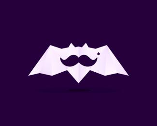 movember bat logo design symbol alex tass