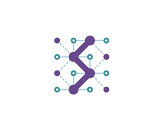 synapse web saas api ipaas logo design by alex tass