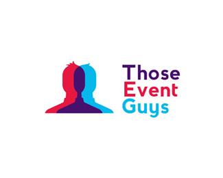 those event guys logo design by alex tass